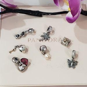 Pandora Charms Available